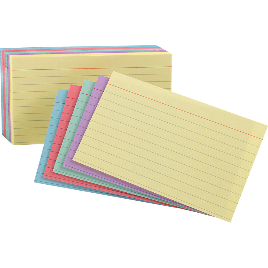 photo relating to Hewlett Packard Printable Cards named Oxford Printable Index Card