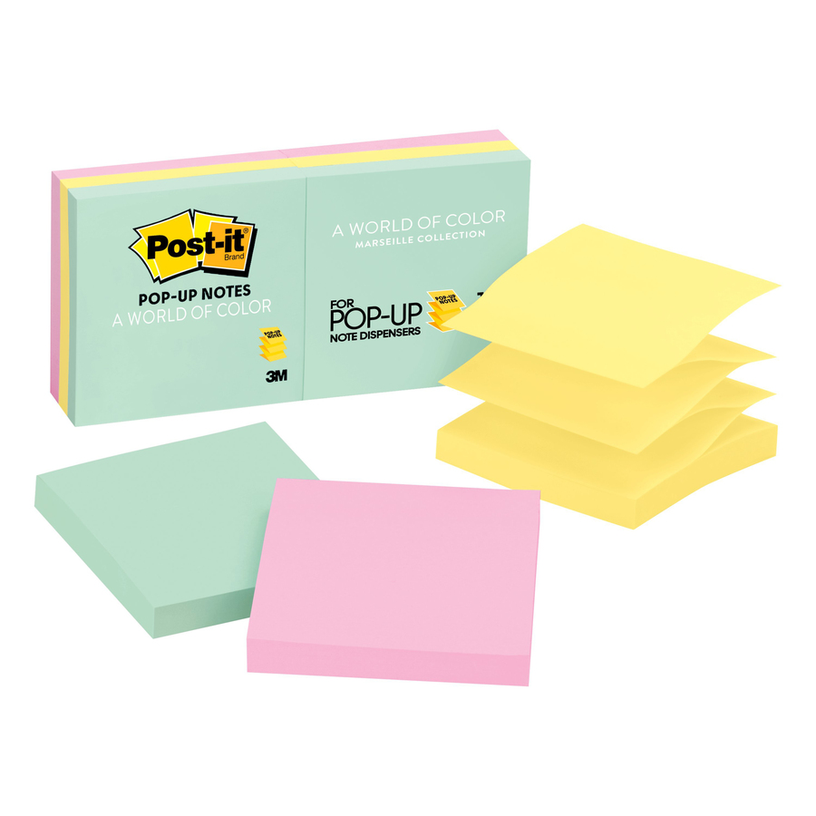 Post-it® Pop-up Notes, 3