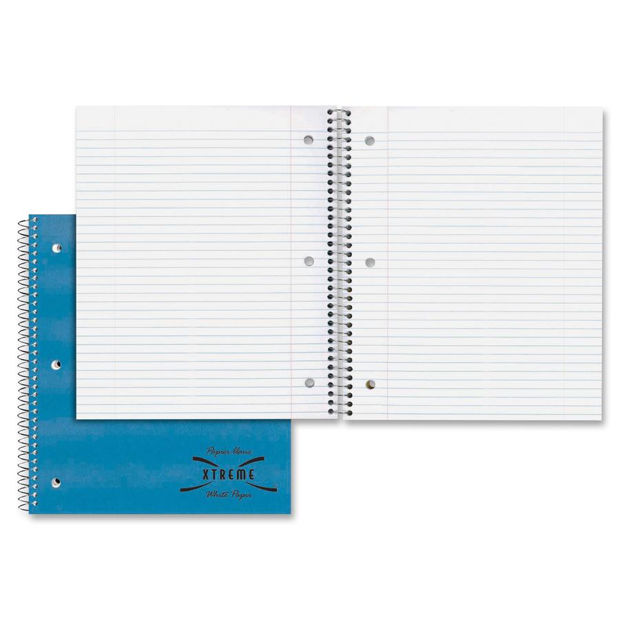 Rediform College Ruled Brown Board Cvr Notebook 16 Lb 80 Sheet College