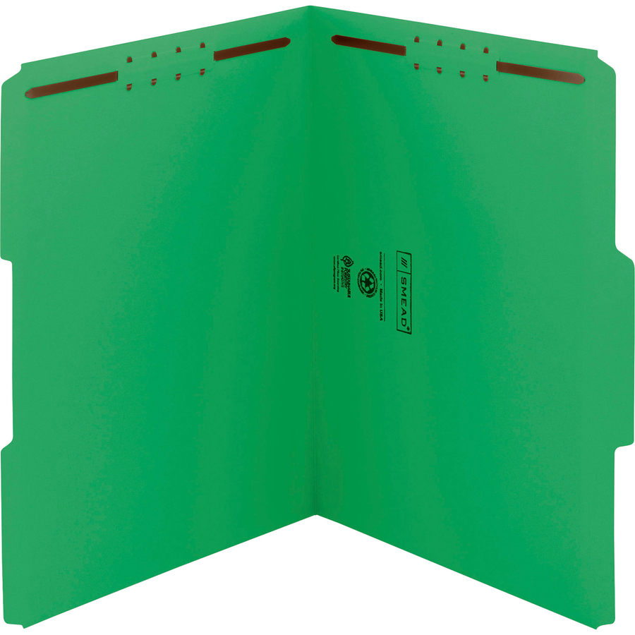 Wholesale Colored Fastener Folders By Smead Discounts On