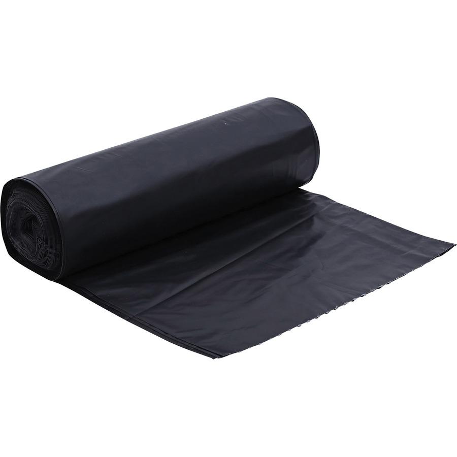 Genuine Joe Heavy-Duty Trash Can Liners - Large Size - 45