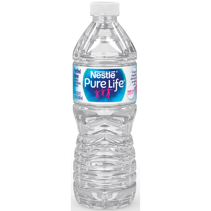 Pure Life Purified Bottled Water; NLE 101264 ...