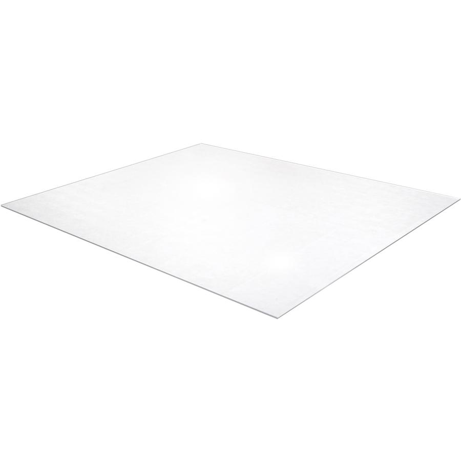 Bulk Cleartex Hard Floor Xxl Rectangular Chairmat