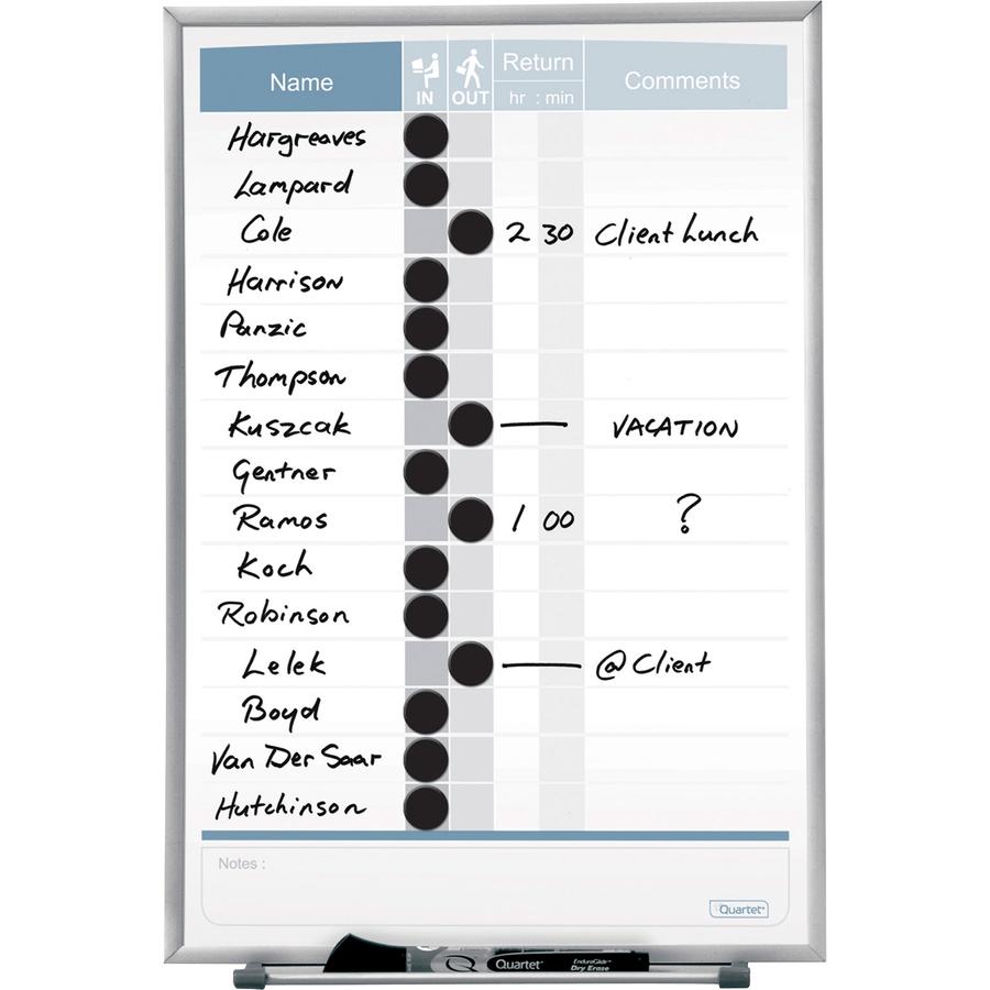 Quartet Matrix® In/Out Board, 11\