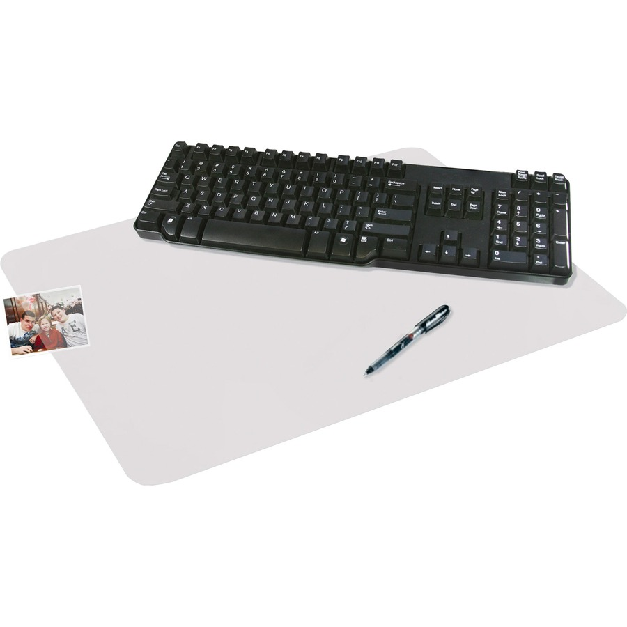 Artistic Krystal Microban Antimicrobial Desk Pad Rectangle