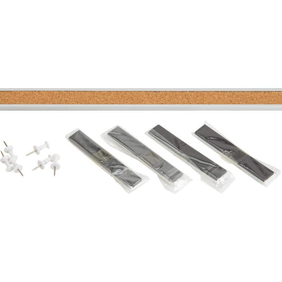 Lorell Bulletin Bar Self-sealing Cork Strip 49534