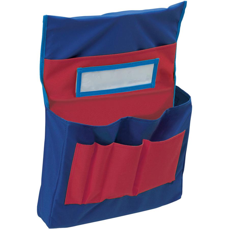 Pacon Chair Storage Pocket Chart