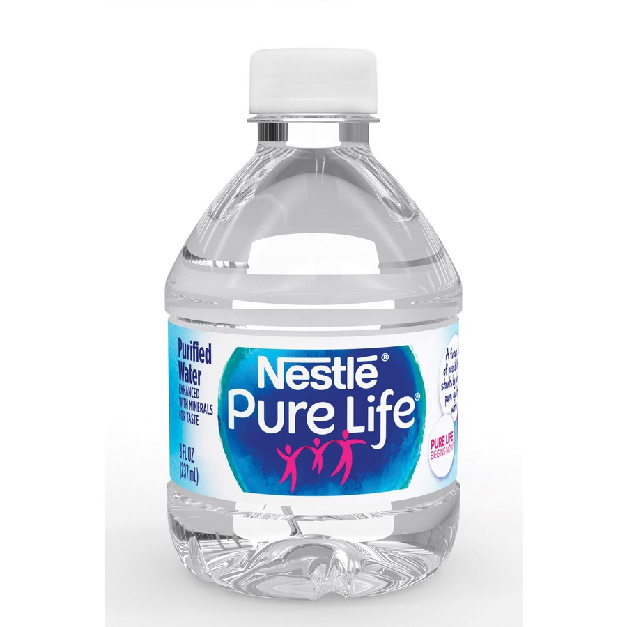 Pure Life 80 Oz Purified Bottled Water