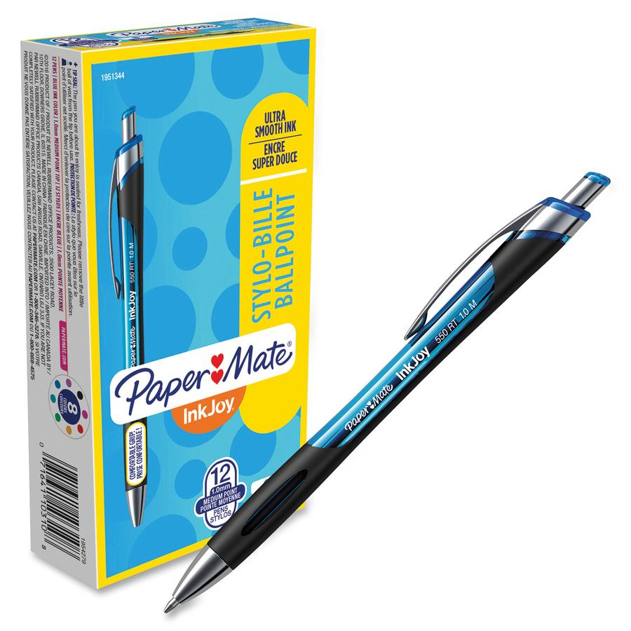 Paper Mate InkJoy Ballpoint Pen 0 Assorted (12 Box)