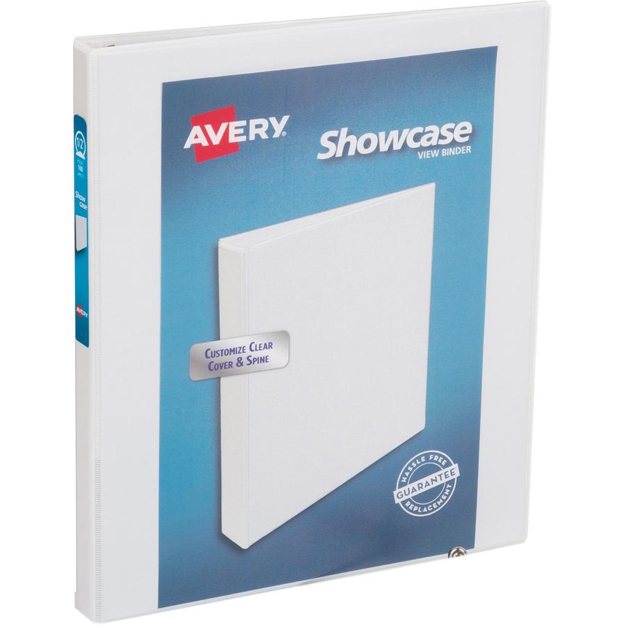 Avery® Showcase Economy View Binder