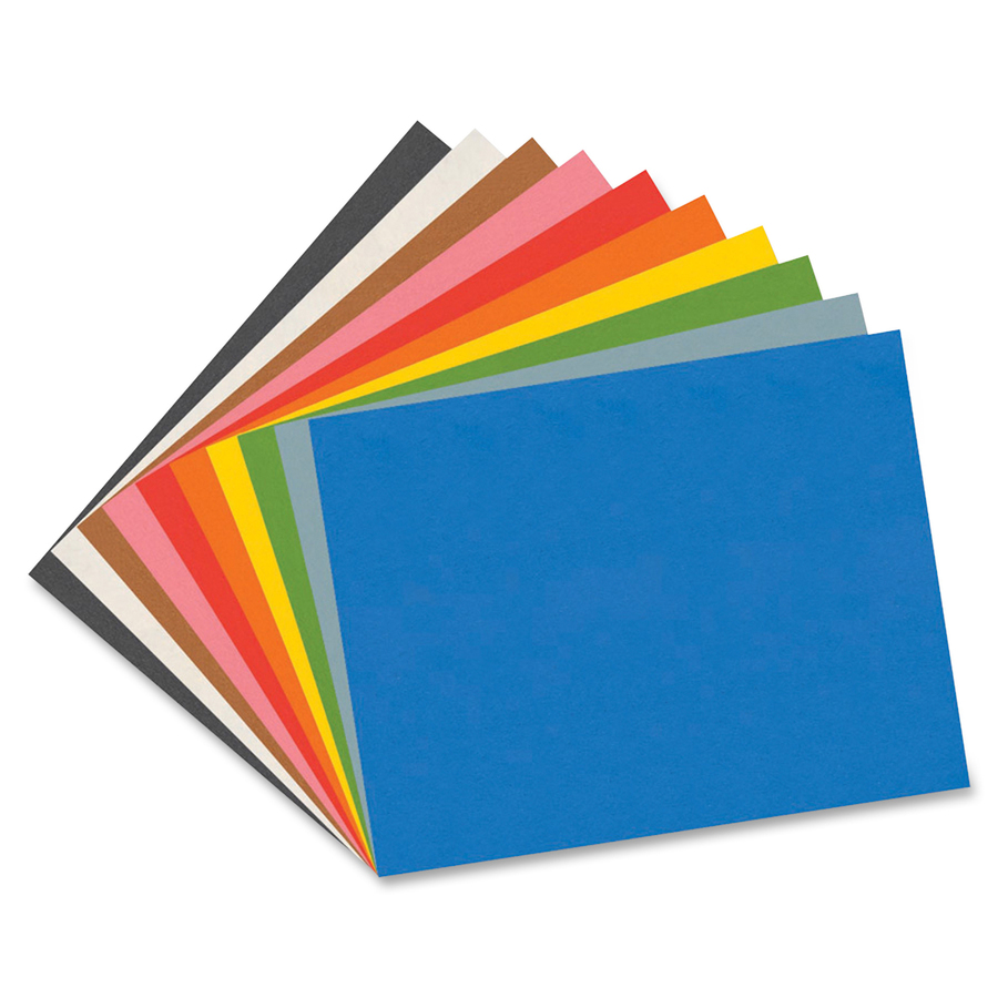 Pacon Lightweight Construction Paper