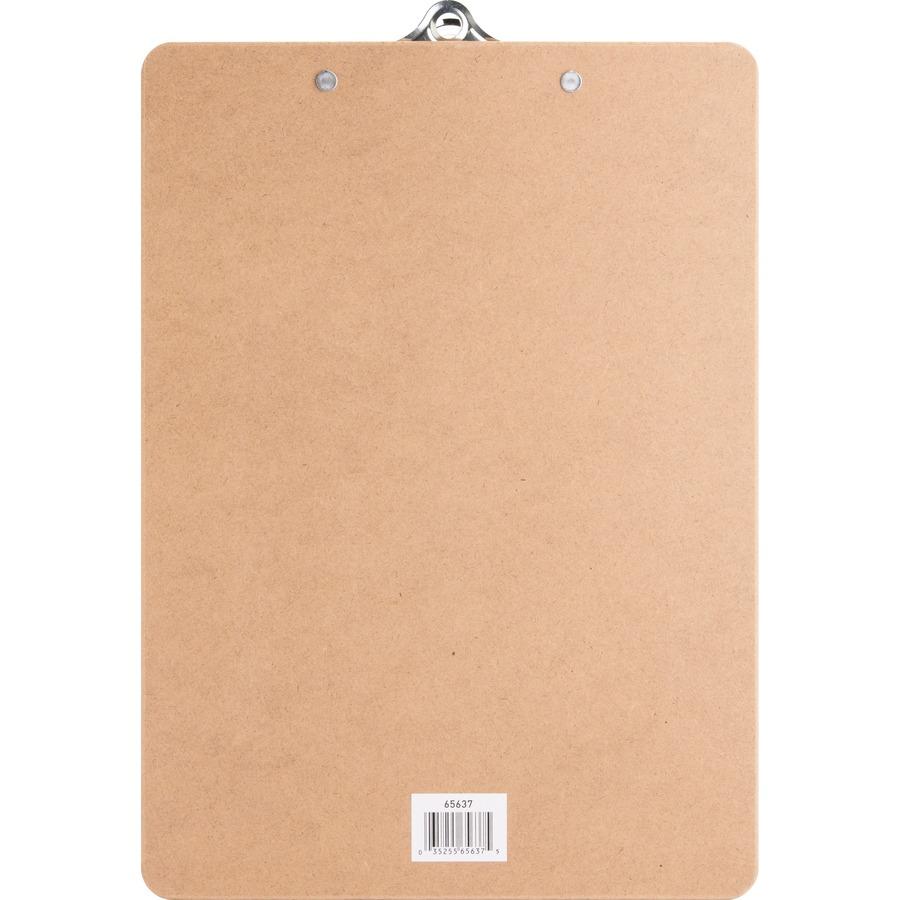 Business Source Hardboard Clipboard Zerbee