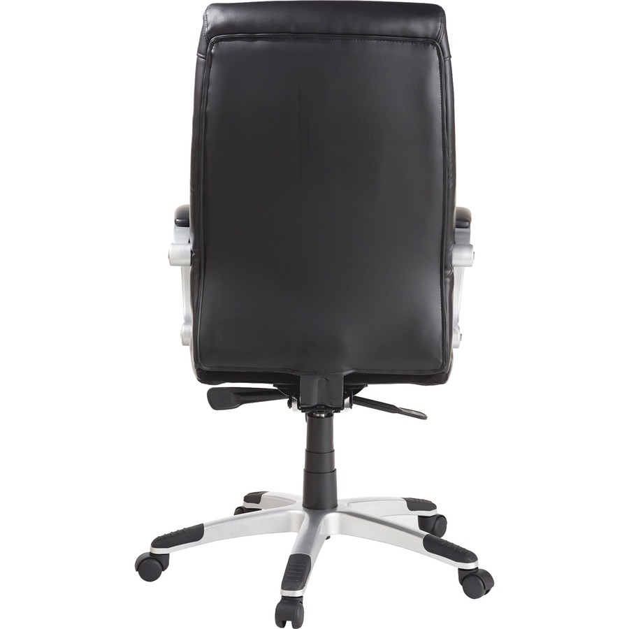 llr60620 lorell executive bonded leather high back chair office