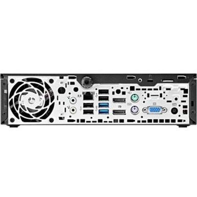 HP EliteDesk 800 G1 Desktop Computer - Intel Core i3 i3-4130 3.40 GHz - Ultra Slim