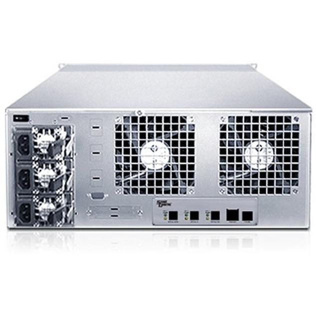 Sans Digital EliteSTOR ES424X12 - 4U 24 Bay 12G SAS/SATA to SAS JBOD with  12G SAS Expander Rackmount