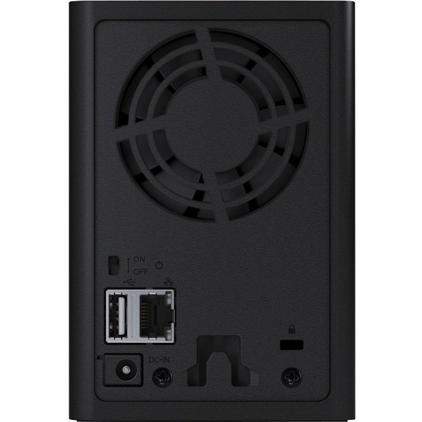 Buffalo TeraStation TS1200D0202 2 x Total Bays NAS Server - Desktop - Marvell ARMADA 3701.20 GHz - 2 TB HDD 2 x 1 TB - 512 MB RAM DDR3 SDRAM - Serial ATA/600 - RAI