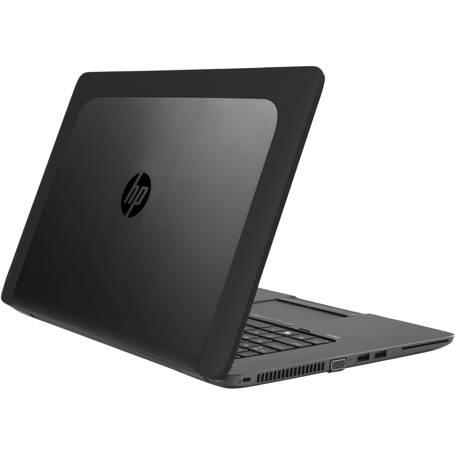 HP ZBook 15u G2 39.6 cm 15.6inch LED In-plane Switching IPS Technology Notebook - Intel Core i7 i7-5500U 2.40 GHz - Graphite