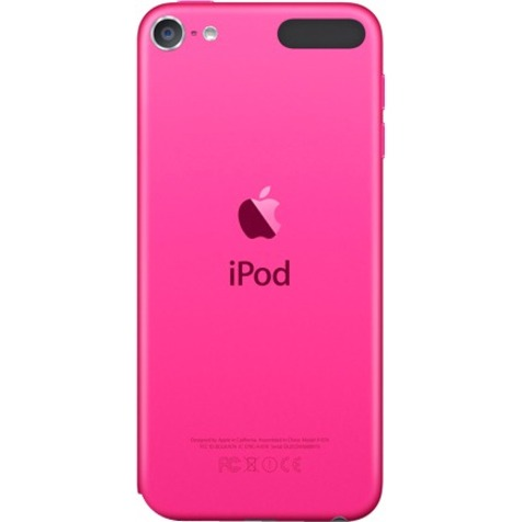 MKGX2BT/A Apple iPod touch 6G 16 GB Pink Flash Portable Media