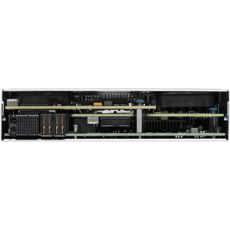 Cisco B200 M4 Blade Server - 2 x Intel Xeon E5-2697 v3 Tetradeca-core (14  Core) 2 60 GHz - 256 GB Installed DDR4 SDRAM - Serial Attached SCSI (SAS),