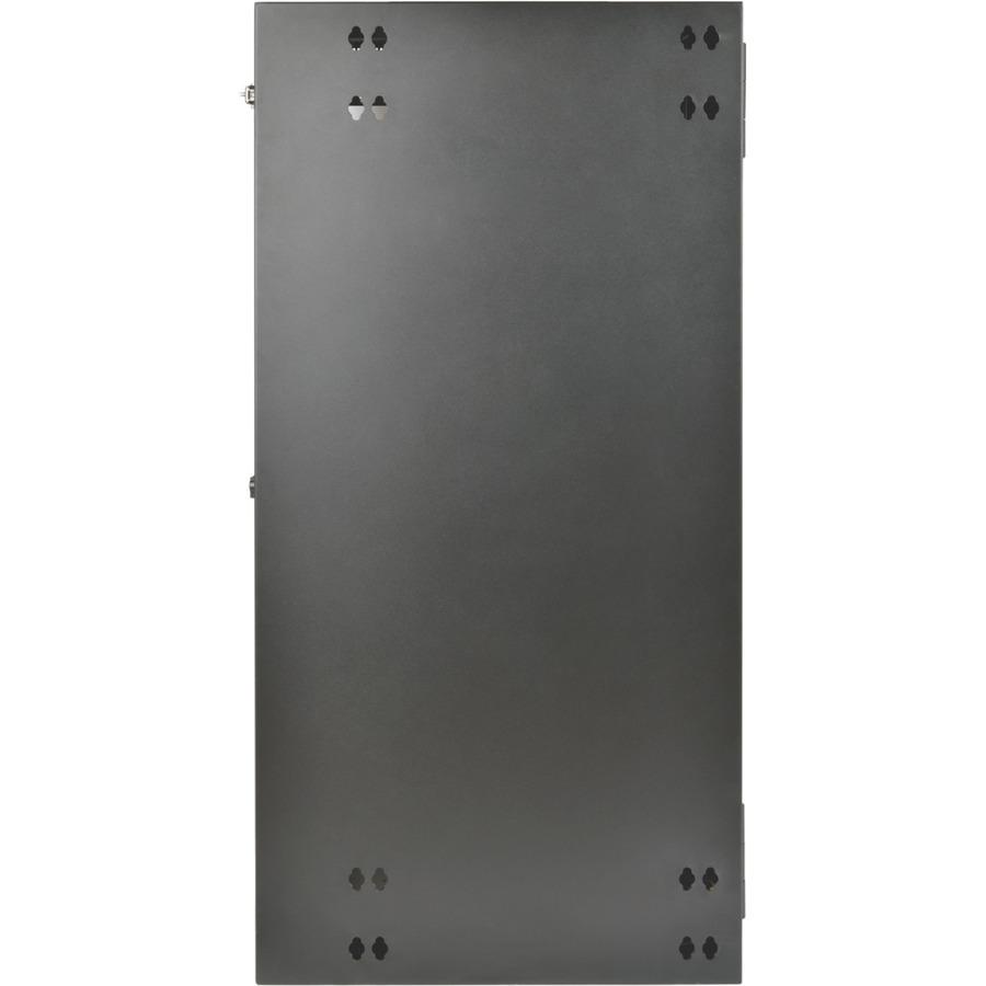 Tripp Lite 26U Wall Mount Rack Enclosure Server Cabinet Deep Acrylic Window