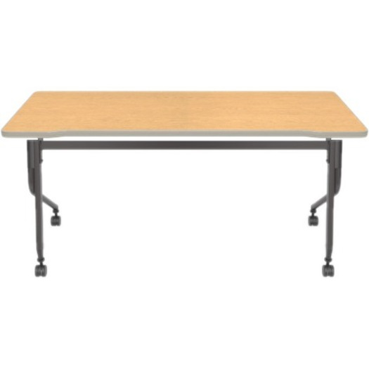 Discount OFIOAK OFM OAK OFM Mesa Series Nesting Training - Ofm training table