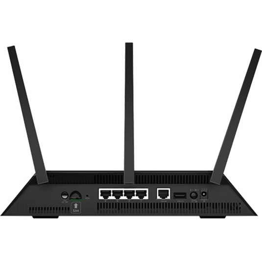 Netgear Nighthawk R7100LG IEEE 802.11ac  Modem/Wireless Router