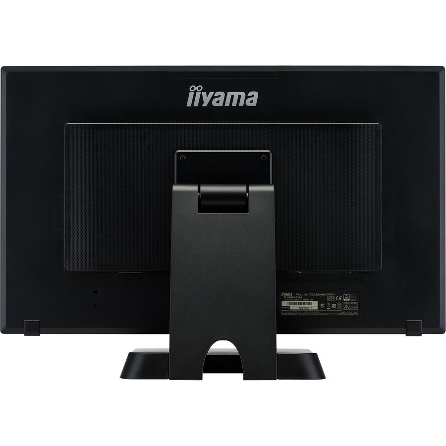 iiyama ProLite T2236MSC-B2AG 55.9 cm 22inch LCD Touchscreen Monitor - 16:9 - 8 ms