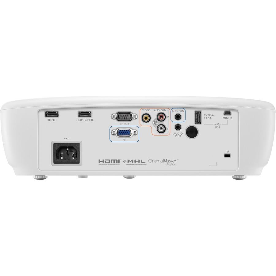 BenQ W1090 3D Ready DLP Projector - 1080p - HDTV - 16:9