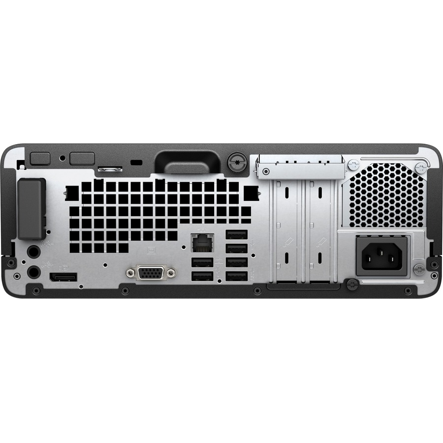 HP Business Desktop ProDesk 400 G4 Desktop Computer - Intel Core i5 7th Gen i5-7500 3.40 GHz