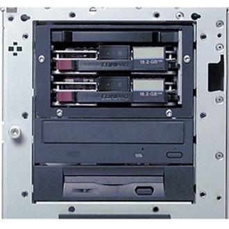 HPE DL38X Gen10 8LFF front 2SFF SAS/SATA HDD Kit