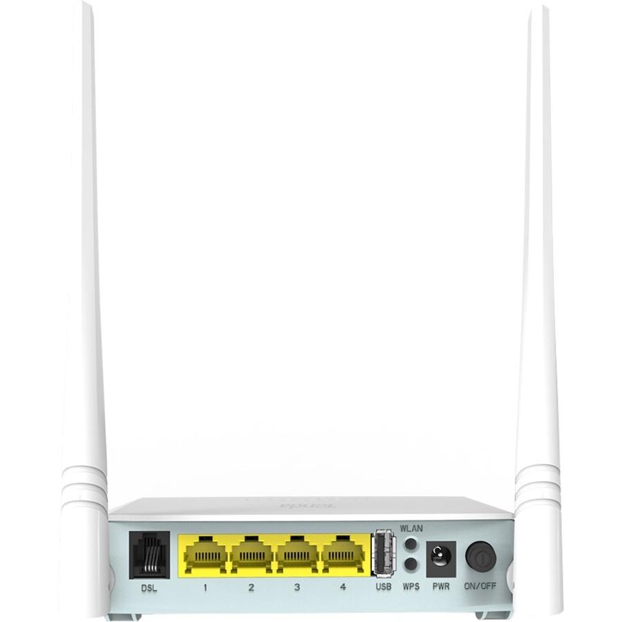 Tenda V300 IEEE 802.11n VDSL2 4G USB