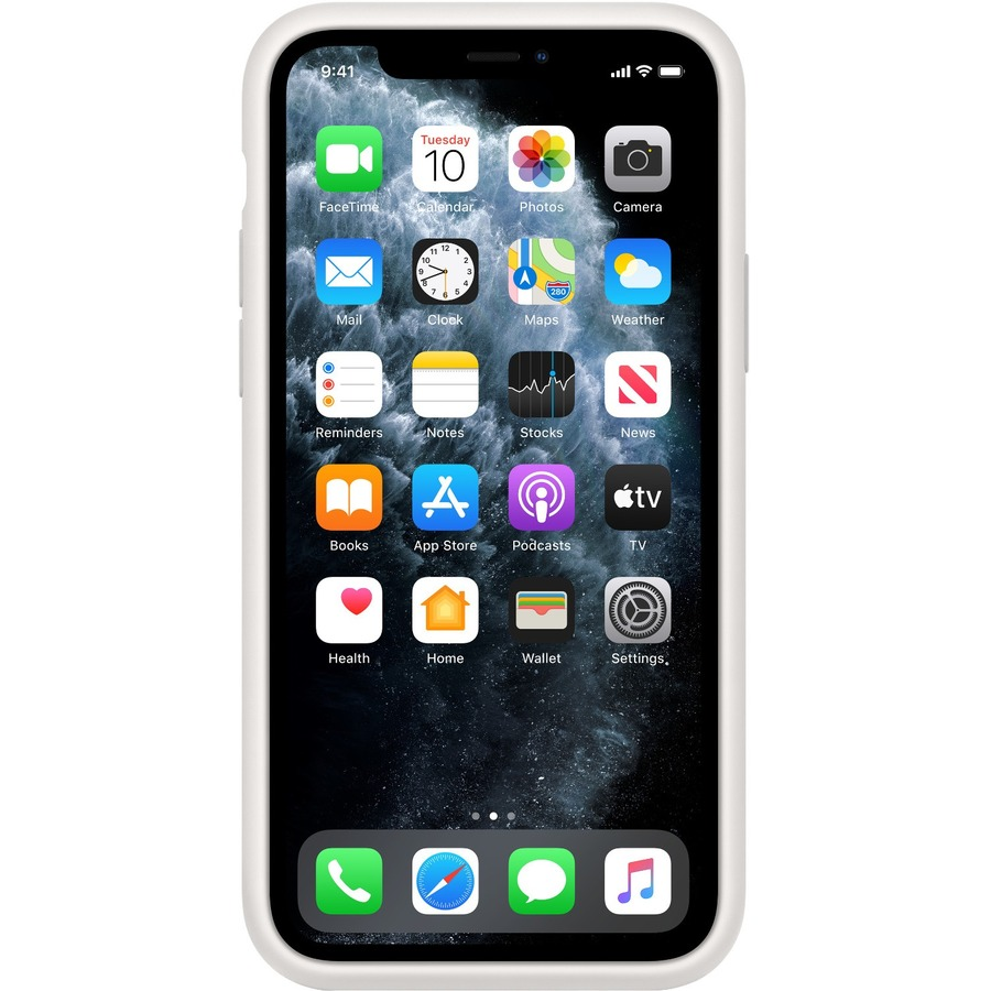 Apple Case for Apple iPhone 11 Pro Smartphone - White