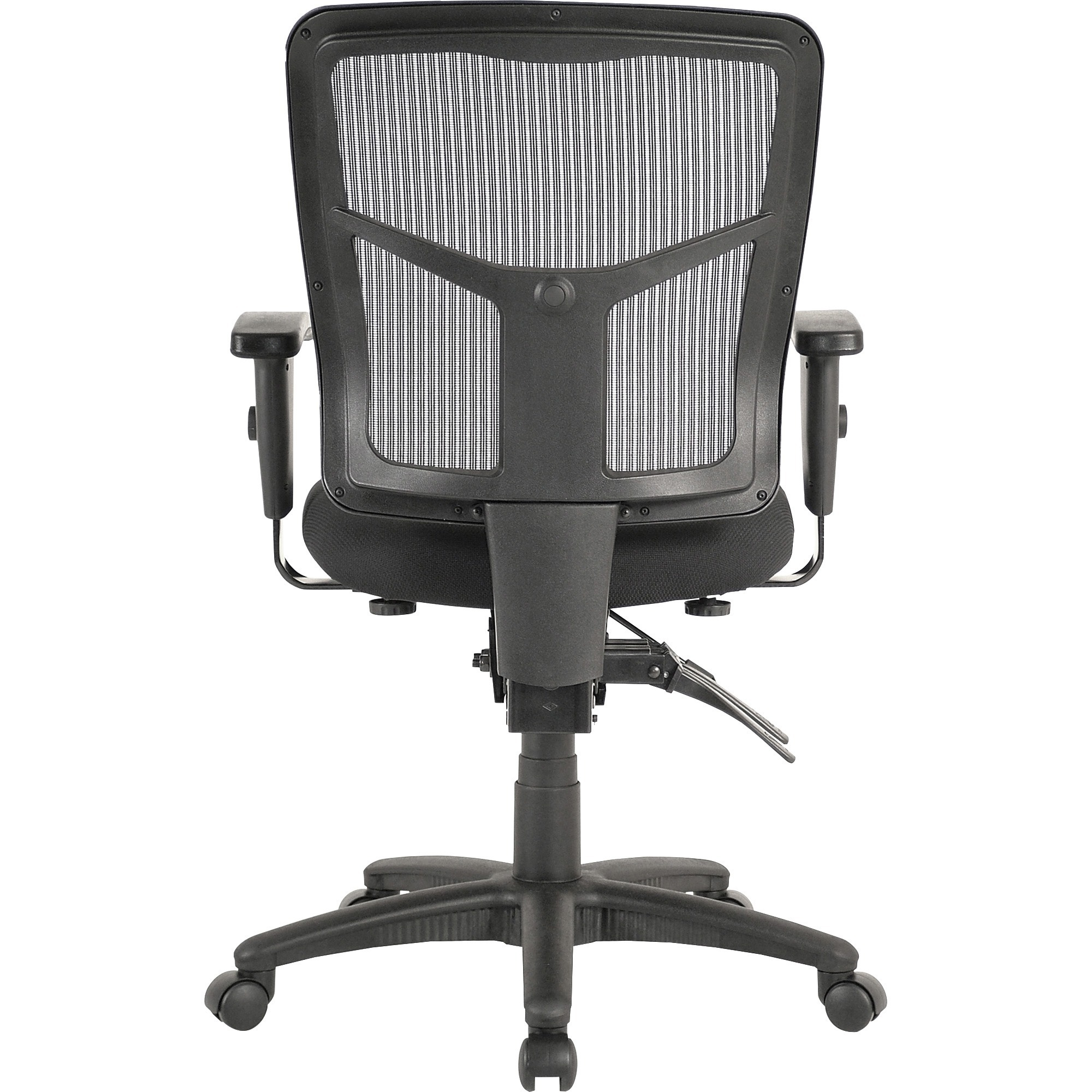 Llr86201 Lorell Ergomesh Series Managerial Mid Back Chair