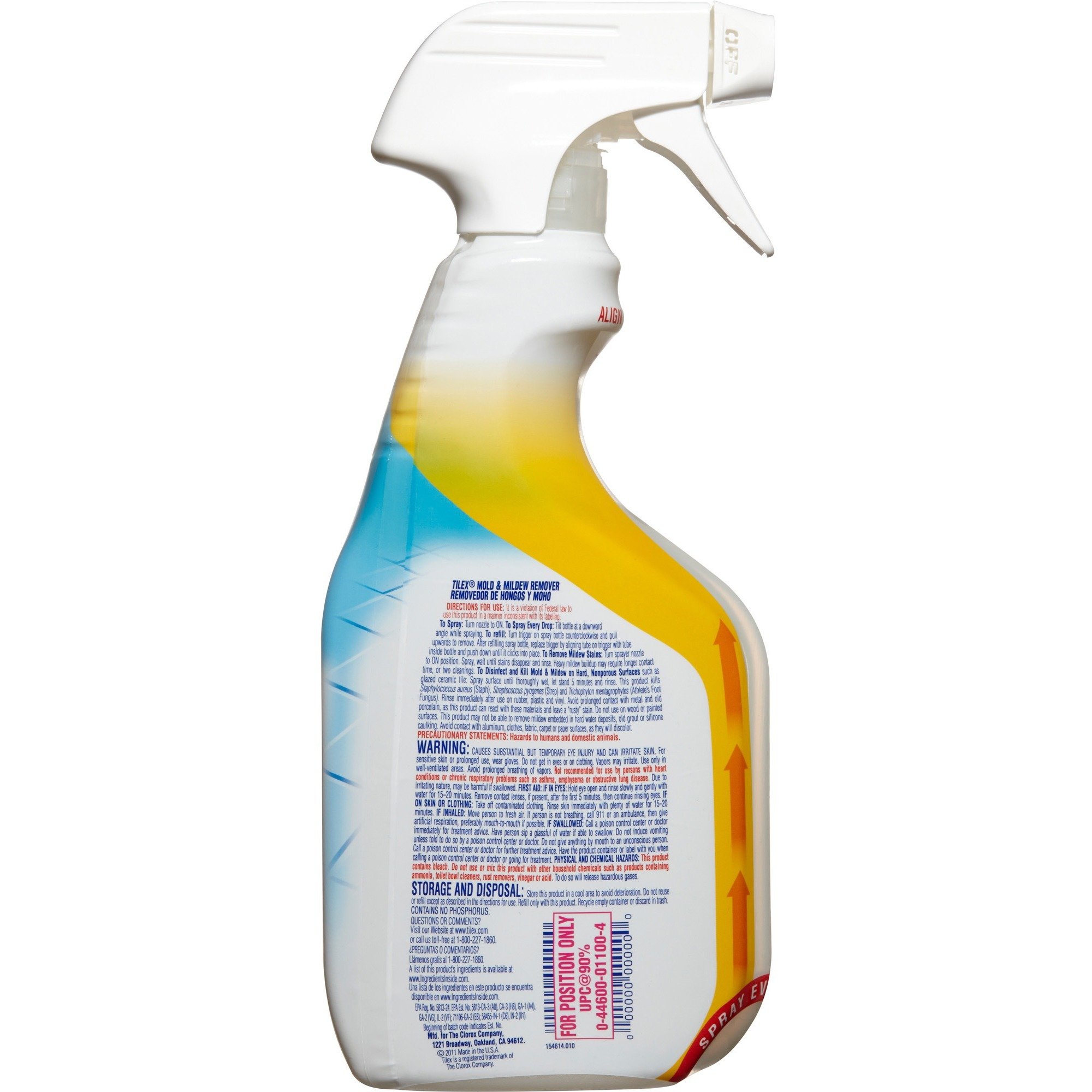 Tilex Mold Amp Mildew Remover With Bleach
