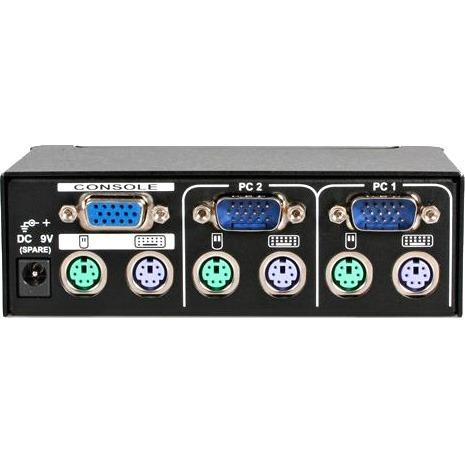 StarTech.com SV231 Analog KVM Switch