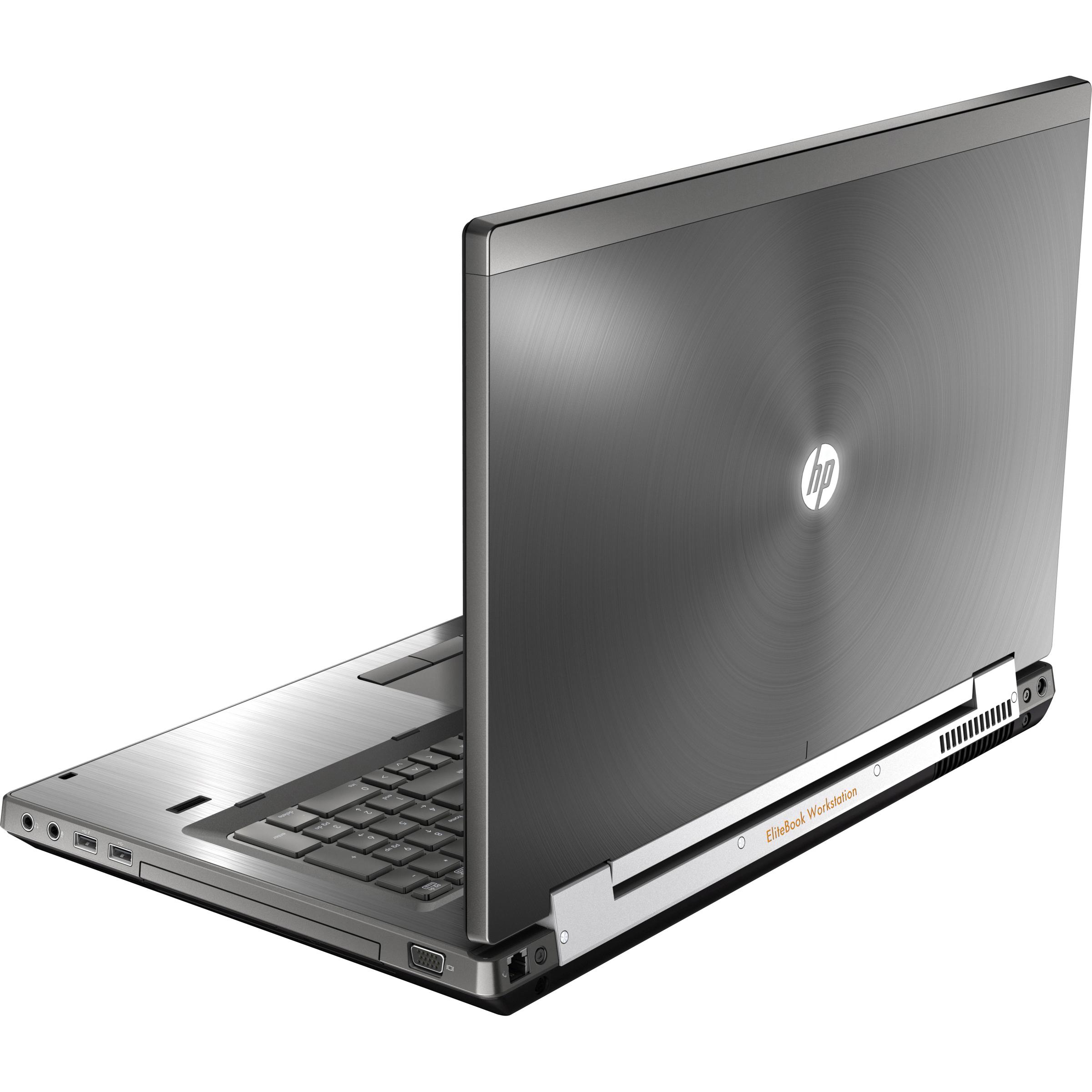 HP EliteBook 8770w 43.9 cm 17.3inch LED Notebook - Intel Core i7 i7-3840QM 2.80 GHz - Gunmetal