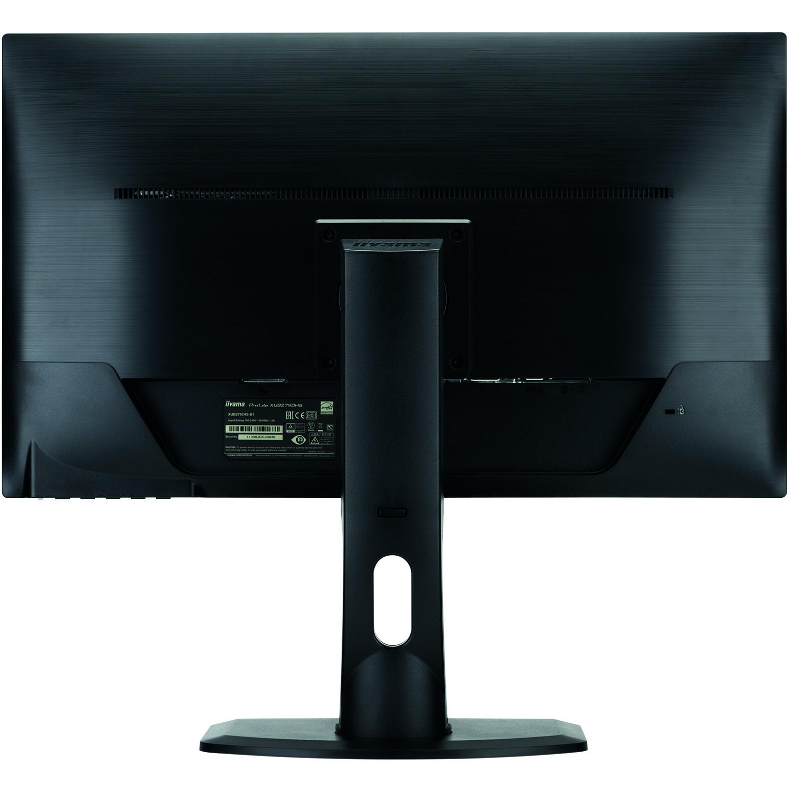 iiyama ProLite XUB2790HS 68.6 cm 27inch LED LCD Monitor - 16:9 - 5 ms