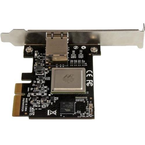 StarTech.com 1 Port PCI Express 10 Gigabit Ethernet Network Card - PCIe x4 10Gb NIC