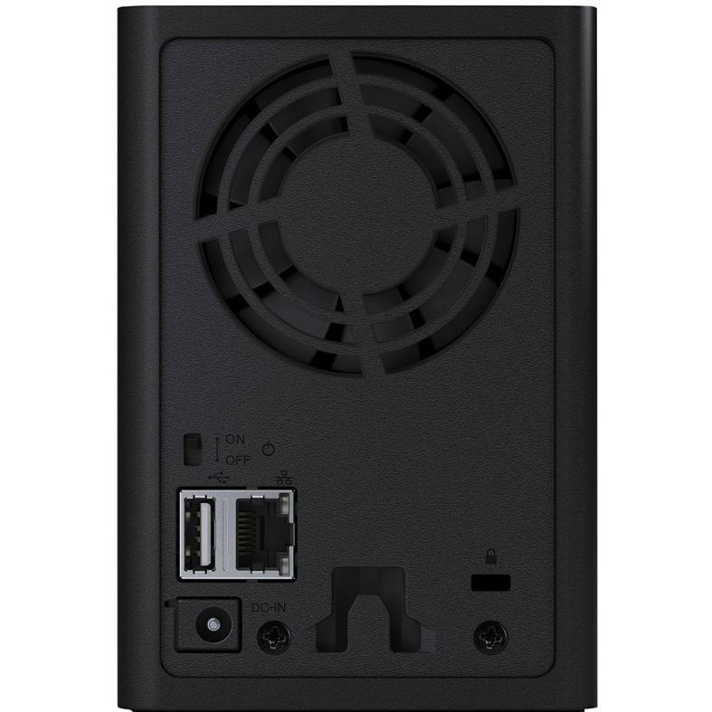 Buffalo TeraStation TS1200D0402 2 x Total Bays NAS Server - Desktop - Marvell ARMADA 3701.20 GHz - 4 TB HDD 2 x 2 TB - 512 MB RAM DDR3 SDRAM - Serial ATA/600 - RAI