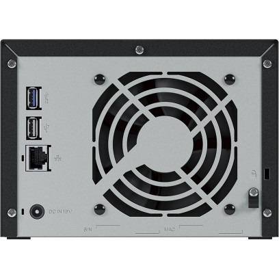 Buffalo LinkStation LS441DE-EU 4 x Total Bays NAS Server - External - Marvell ARMADA 300 3701.20 GHz - 512 MB RAM DDR3 SDRAM - Serial ATA/600 - RAID Supported 0, 1,