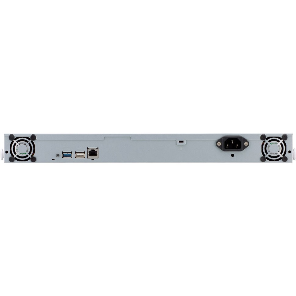 Buffalo TeraStation TS1400R0804 4 x Total Bays NAS Server - 1U - Rack-mountable