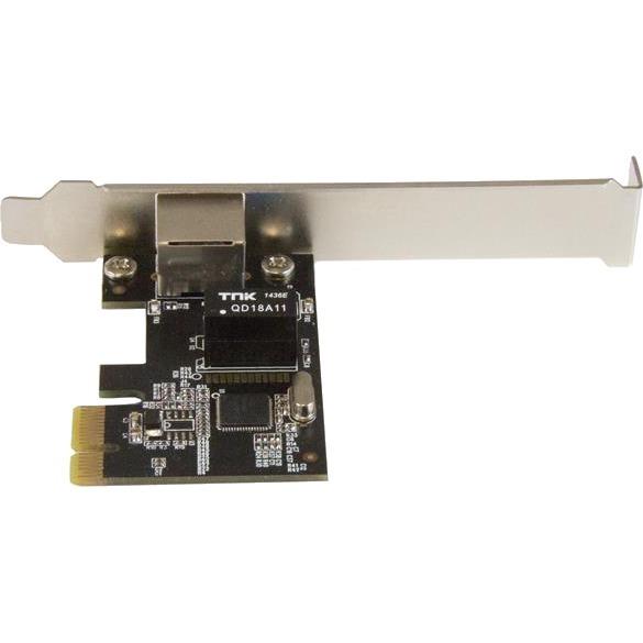 StarTech com 1 Port PCI Express Gigabit Ethernet Network Card