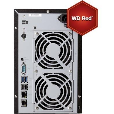 Buffalo TeraStation TS5600DWR 6 x Total Bays NAS Server - Desktop - Intel Atom D2700 Dual-core 2 Core 2.13 GHz - 12 TB HDD - 2 GB RAM DDR3 SDRAM - Serial ATA - RAI