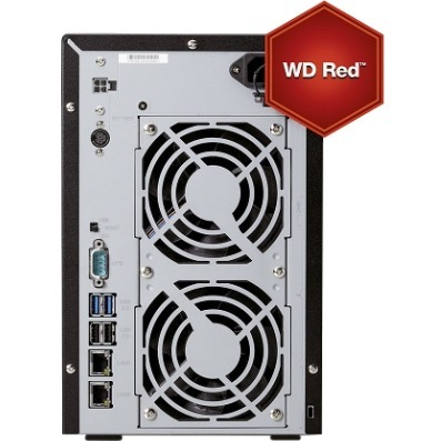 Buffalo TeraStation WS5600DRS2 6 x Total Bays NAS Server - Desktop - Intel Atom D2700 Dual-core 2 Core 2.13 GHz - 24 TB HDD - 4 GB RAM DDR3 SDRAM - Serial ATA - RA