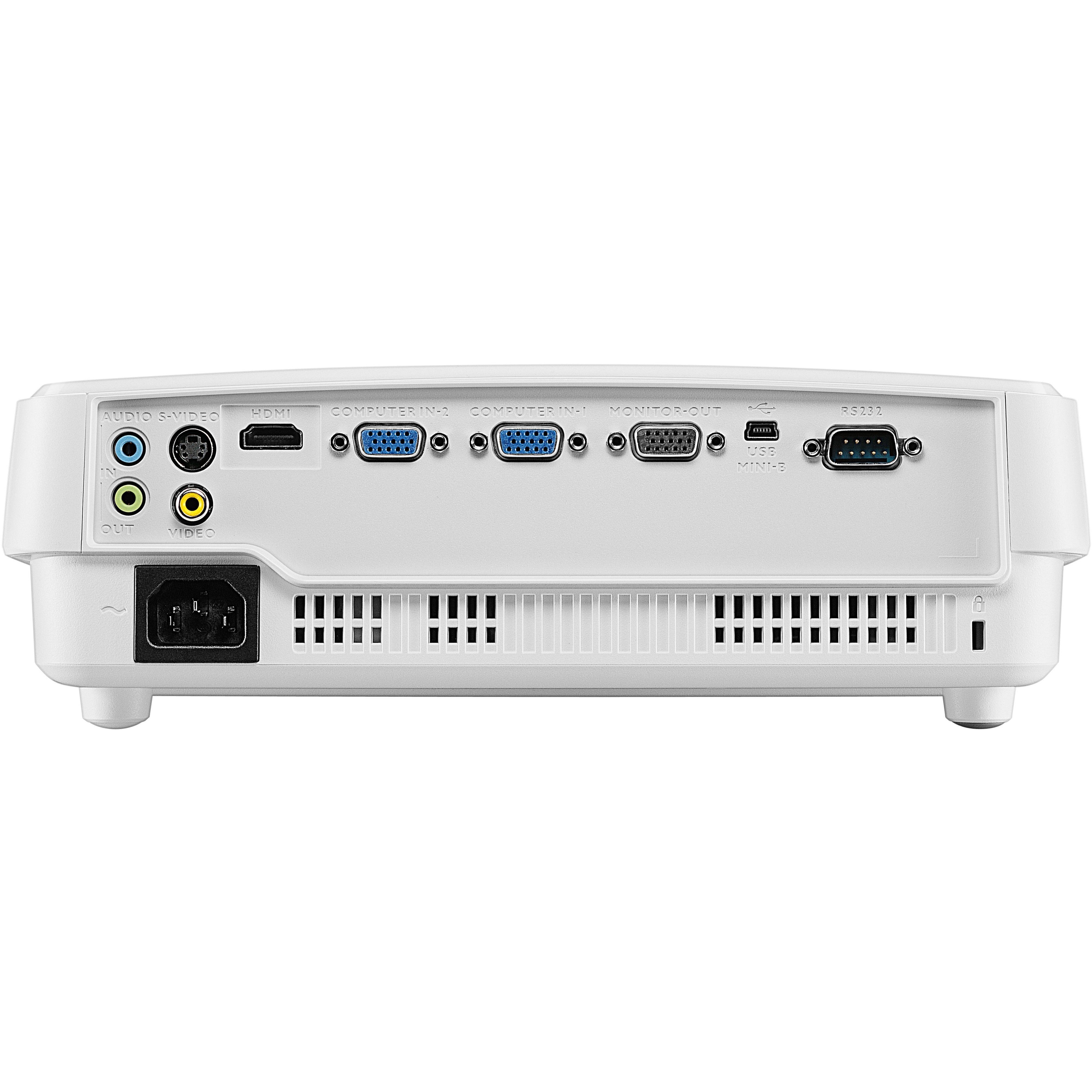BenQ MS527 3D Ready DLP Projector - 4:3