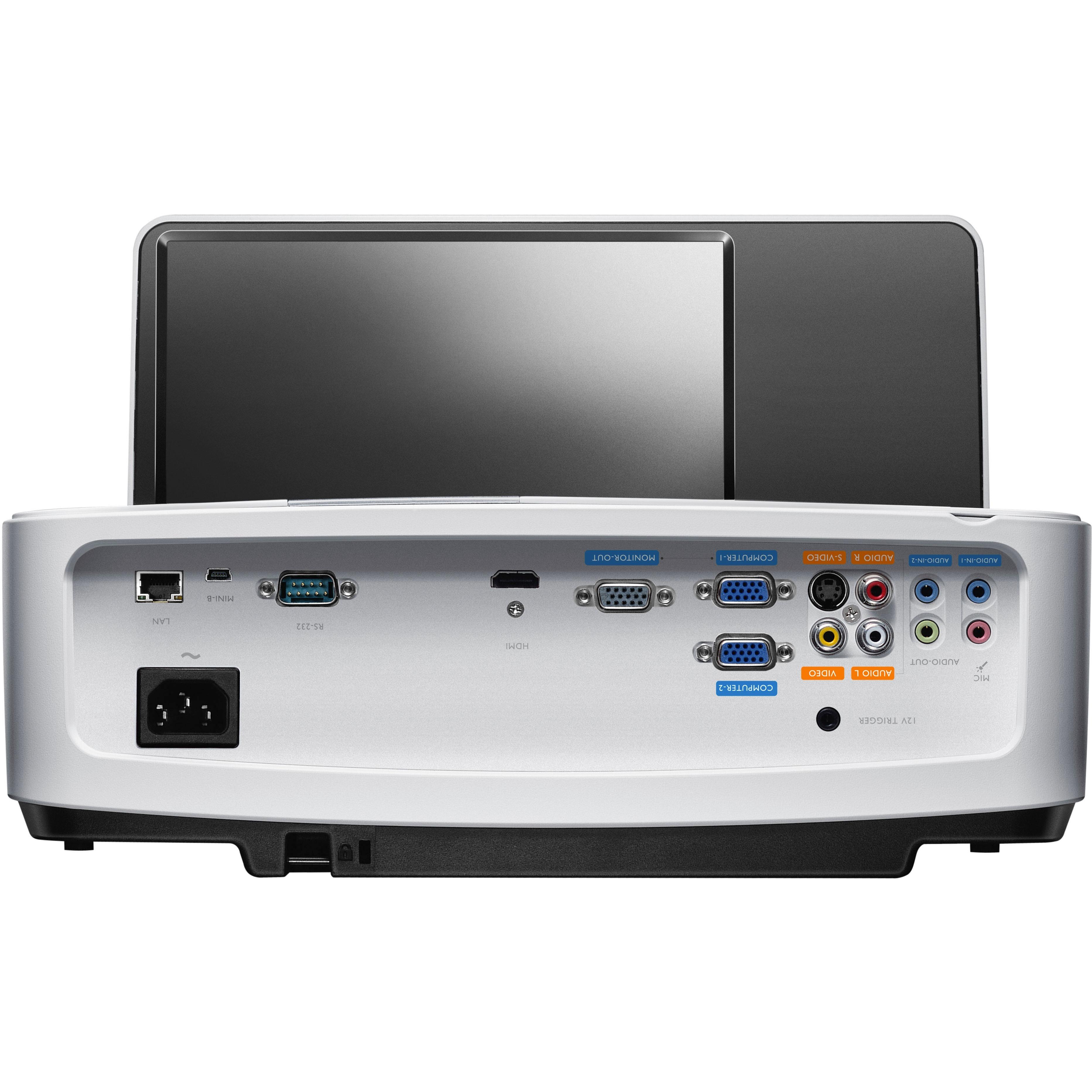 BenQ MW843UST 3D Ready DLP Projector - 720p - HDTV - 16:10