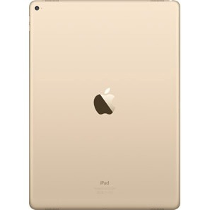 Apple iPad Pro Tablet - 24.6 cm 9.7inch - Apple A9X Dual-core 2 Core - 32 GB - iOS 9 - 2048 x 1536 - Retina Display - 4G - GSM, CDMA2000 Supported - Gold - 4:3 Aspe