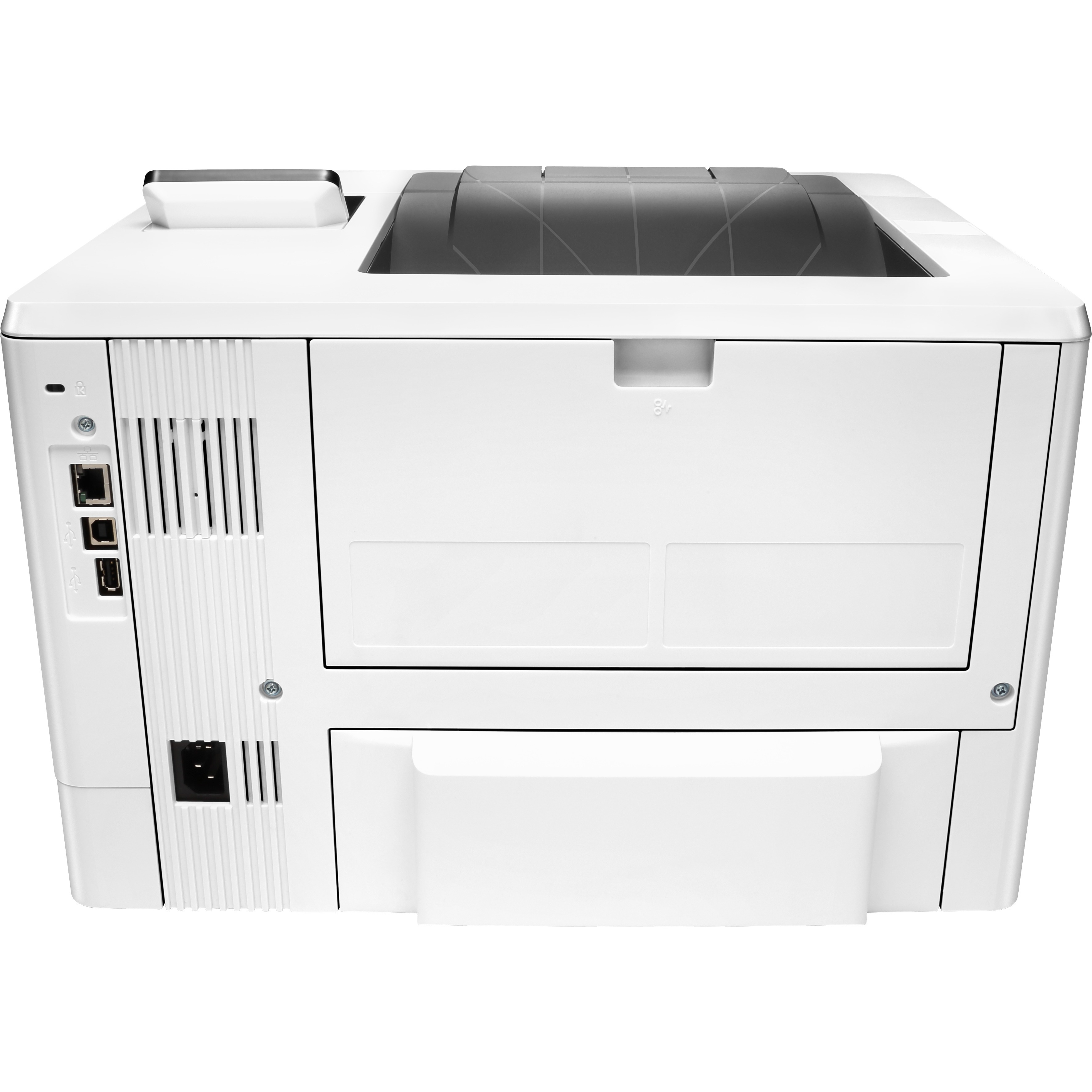 HP LaserJet Pro M501dn Laser Printer - Monochrome - 4800 x 600 dpi Print - Plain Paper Print - Desktop - 43 ppm Mono Print - A5, B6 JIS, Oficio, A4, Postcard, C5 E
