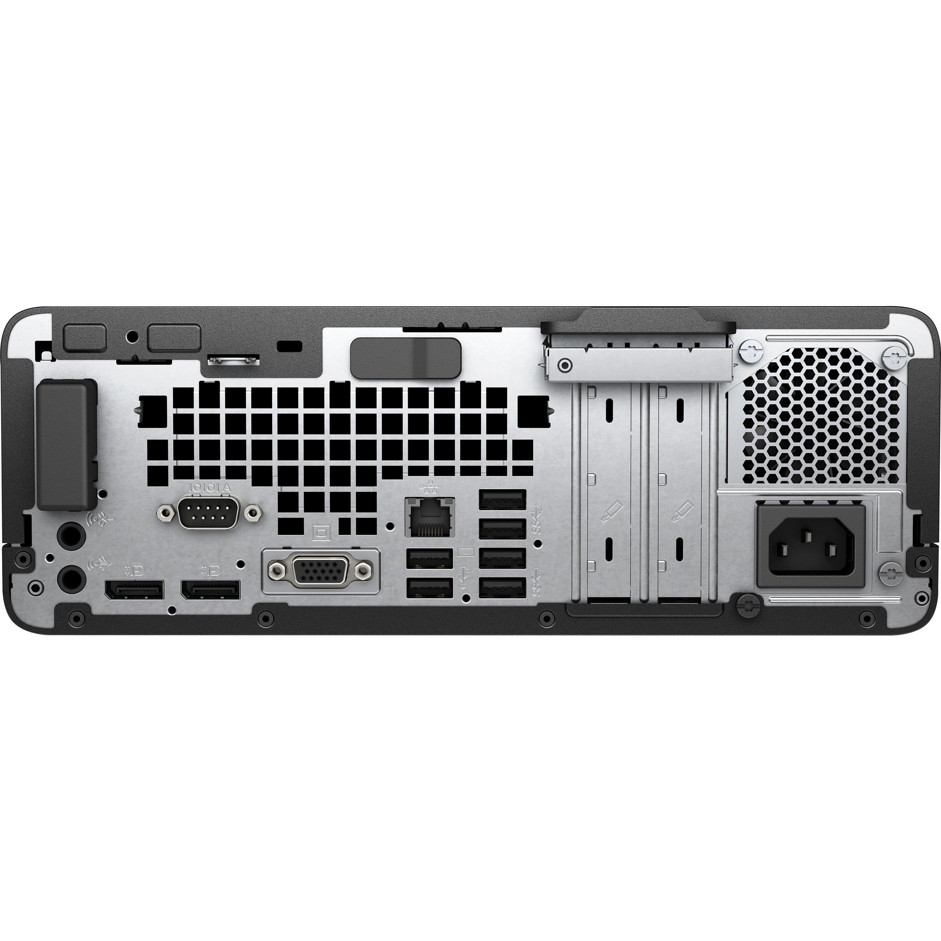 Hp Smartbuy Prodesk 400 G4 Desktop Pc: HP Business Desktop