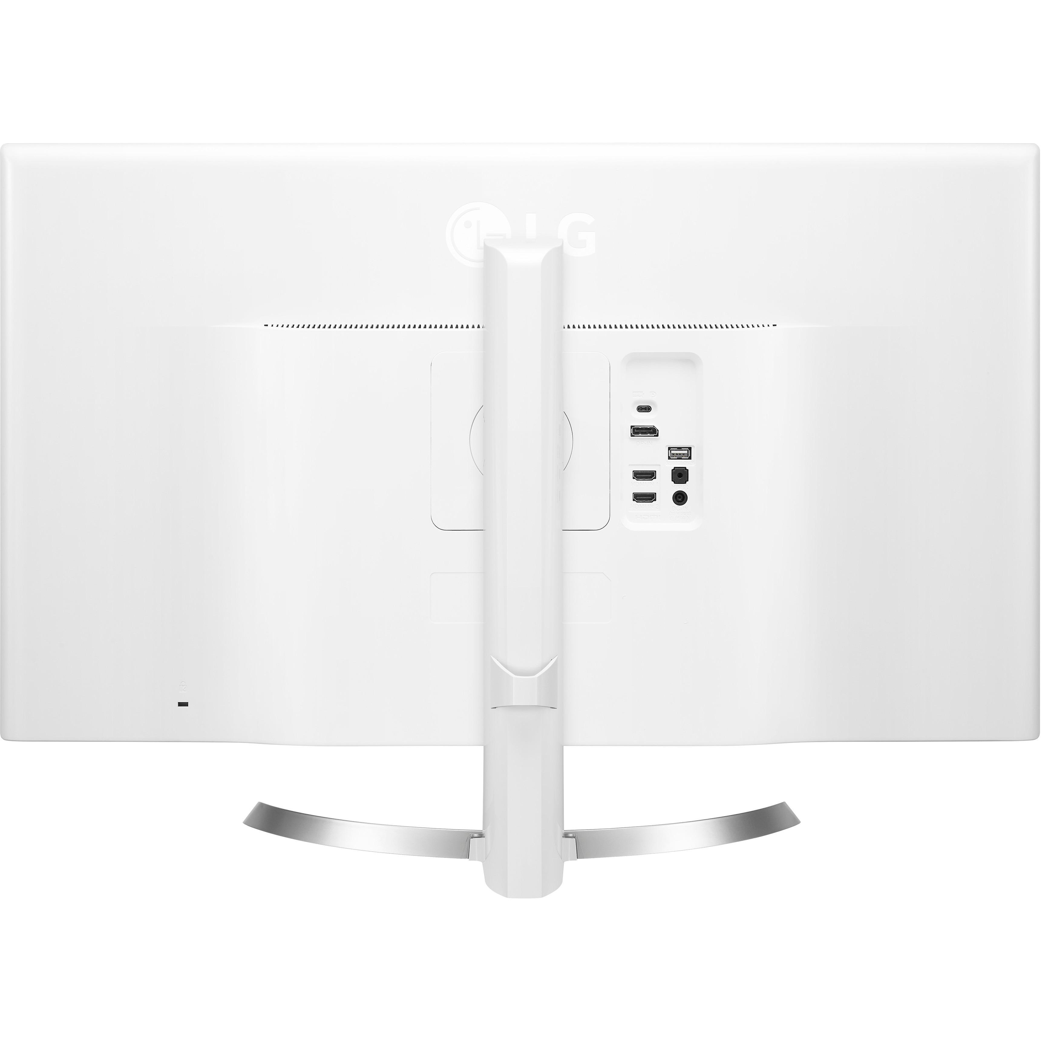LG 32UD89-W 31.5inch LED LCD Monitor - 16:9 - 5 ms - 3840 x 2160